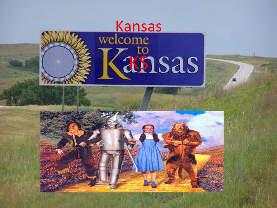 Kansas KS