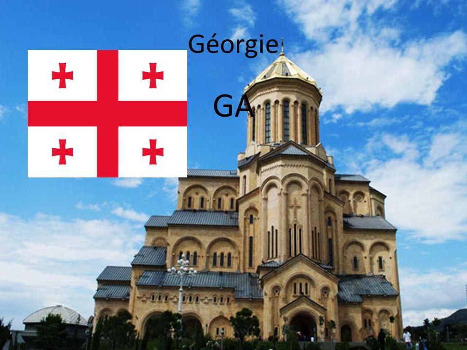 Géorgie GA