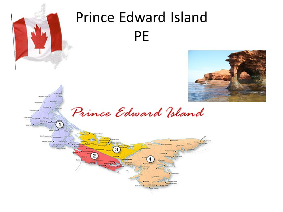 Prince Edward Island PE