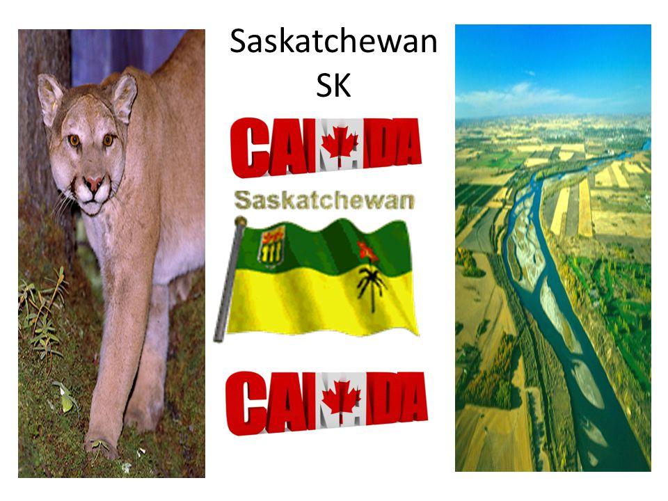 Saskatchewan SK