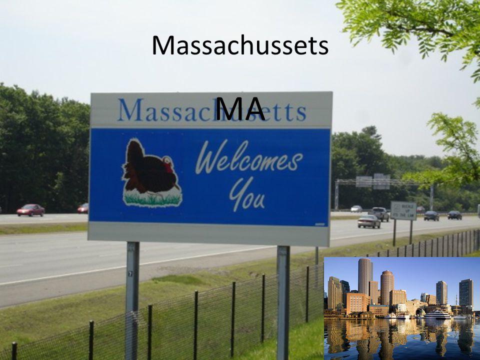 Massachussets MA