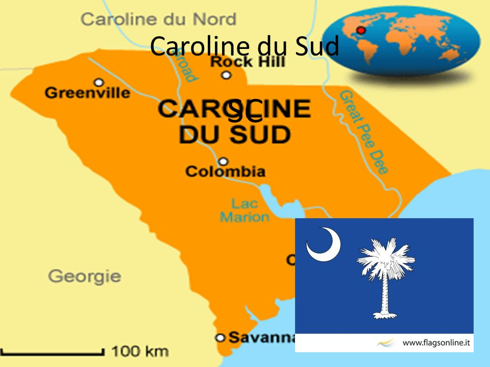 Caroline du Sud SC