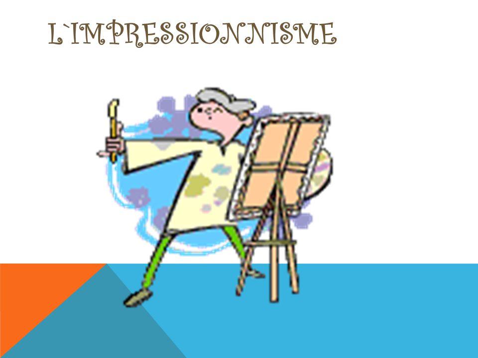 L`IMPRESSIONNISME