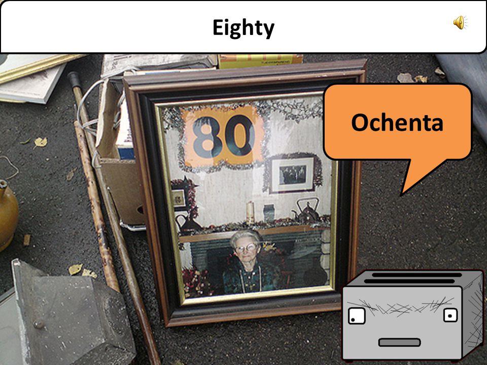 Seventy Setenta