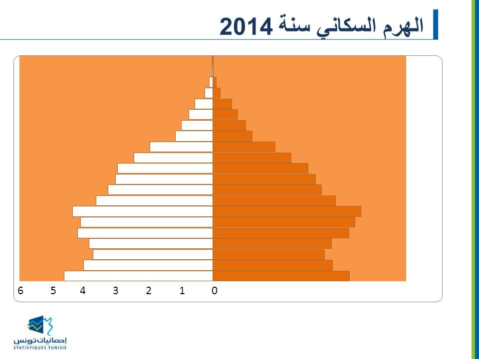 الهيكلة العمرية حسب الولاية