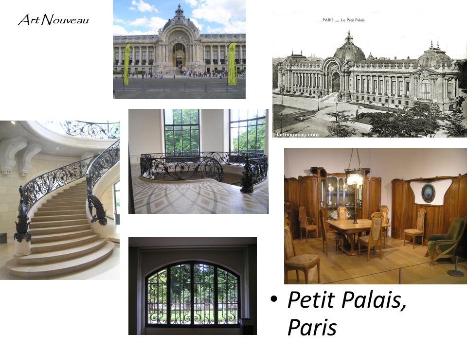 Petit Palais, Paris Art Nouveau