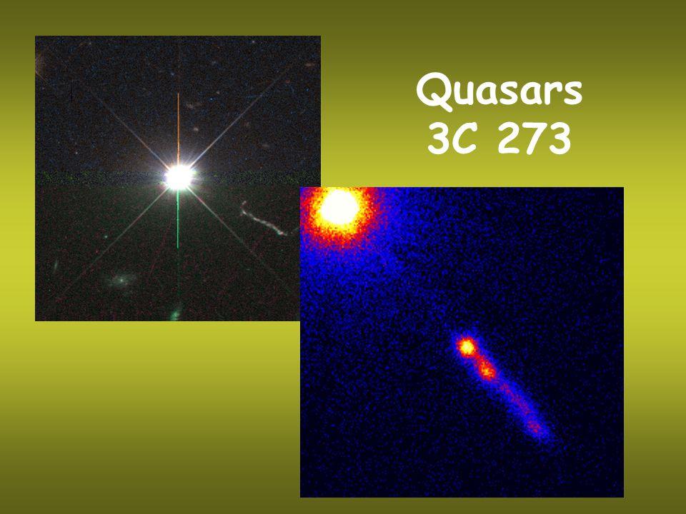 Quasars 3C 273