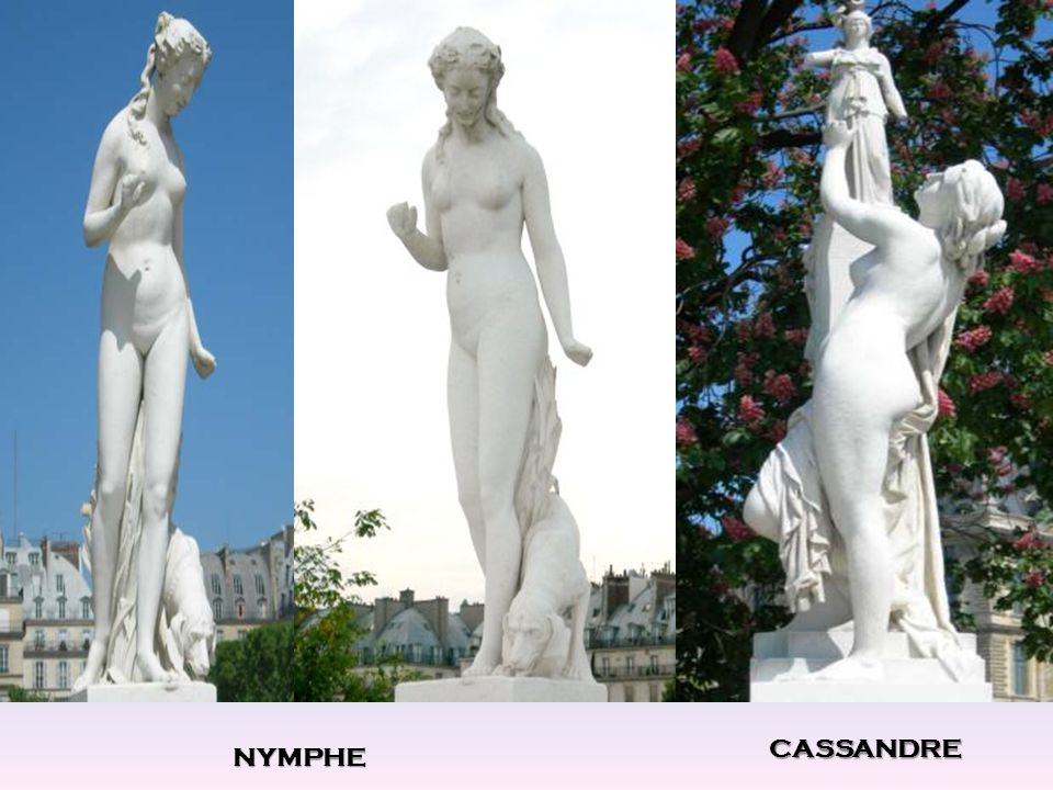 NYMPHE CASSANDRE