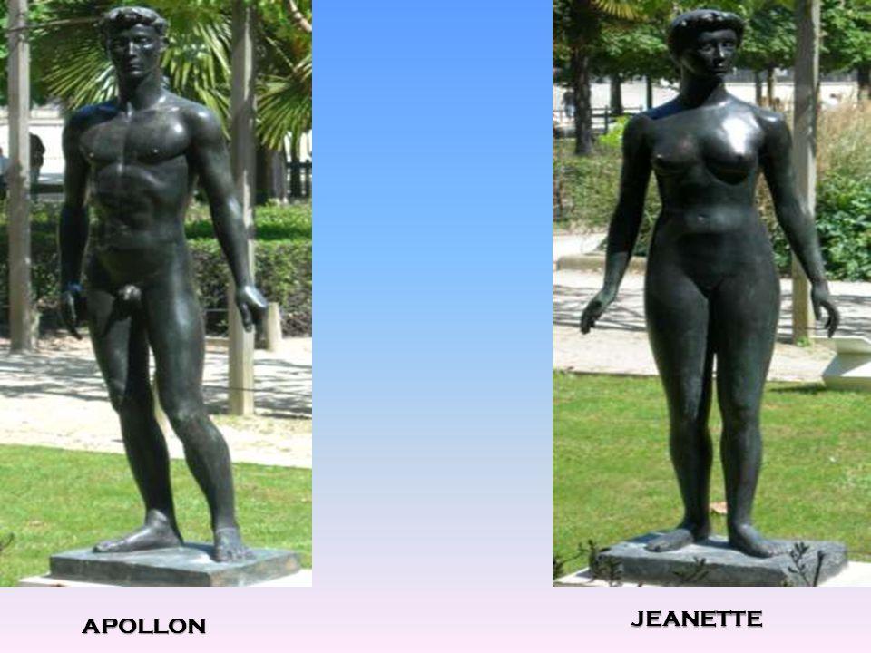 APOLLON JEANETTE