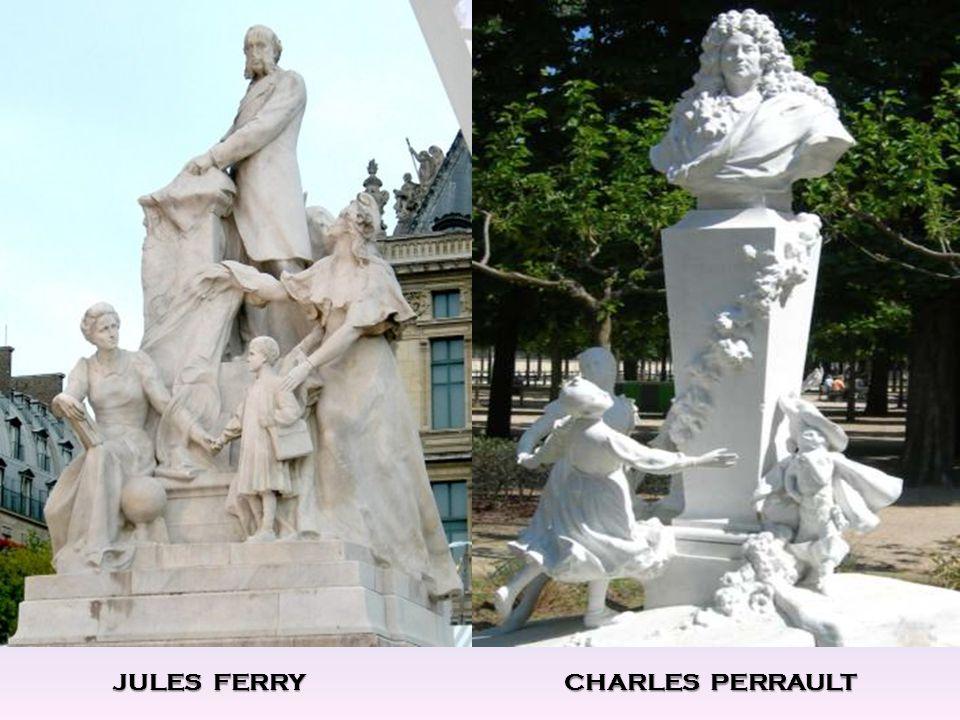 JULES FERRY CHARLES PERRAULT