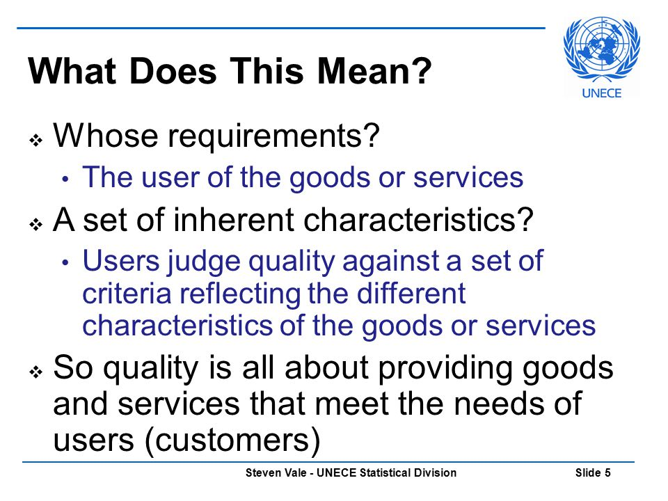 Steven Vale - UNECE Statistical Division Slide 16  Is it more cost-effective to: develop ready-made graphics, or offer users more self-service functionality.