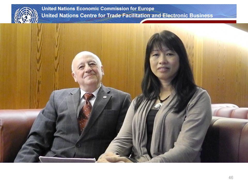 UN Economic Commission for Europe 46
