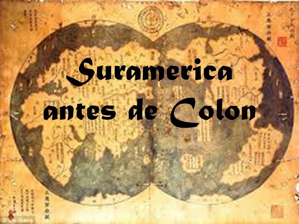 Suramerica antes de Colon