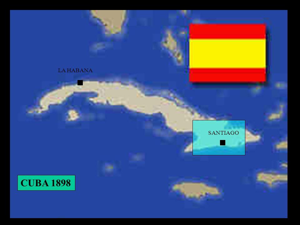 Escuadra del almirante Cervera