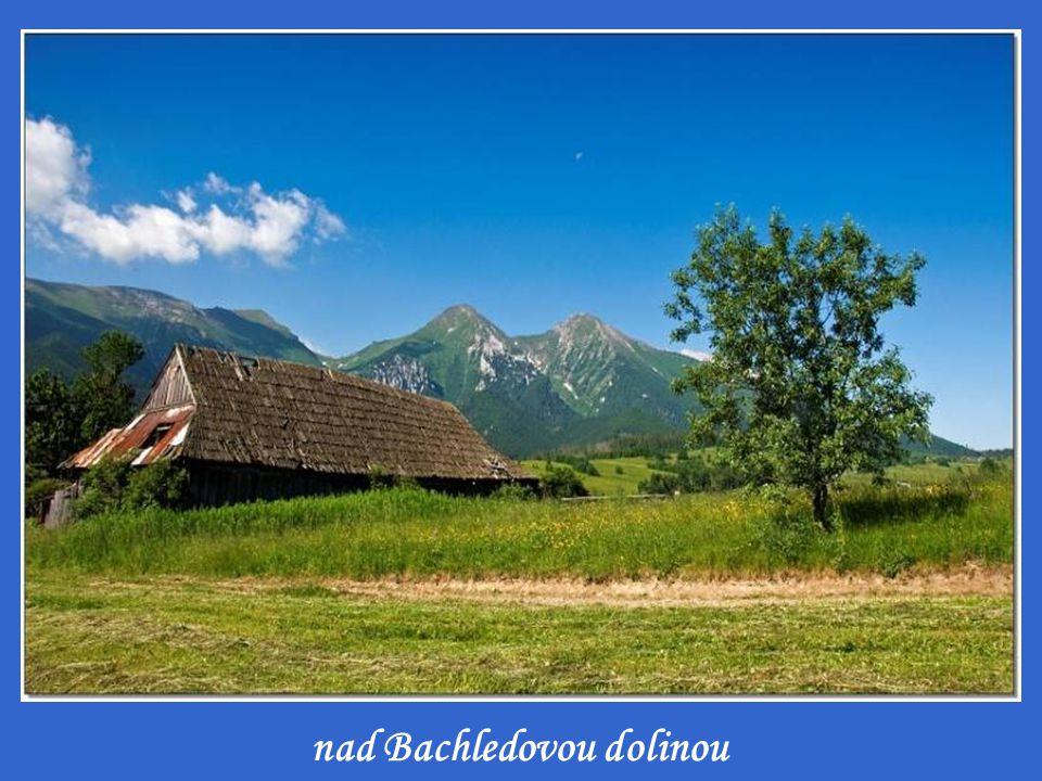 Liptovská LuznáMalé Karpaty - Kršlenica
