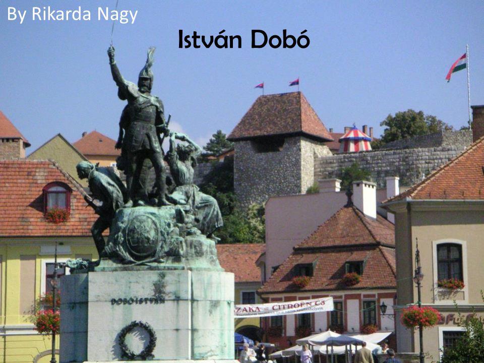 István Dobó By Rikarda Nagy