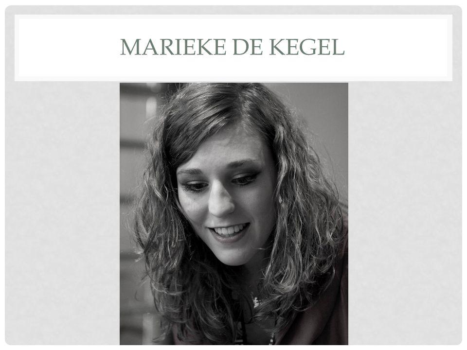MARIEKE DE KEGEL