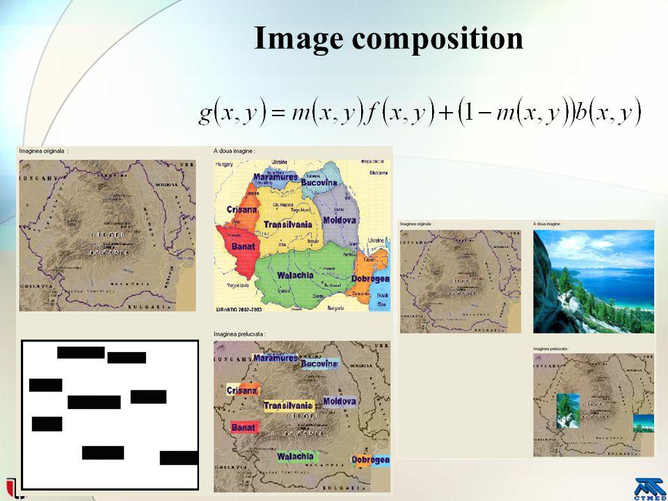 Image composition