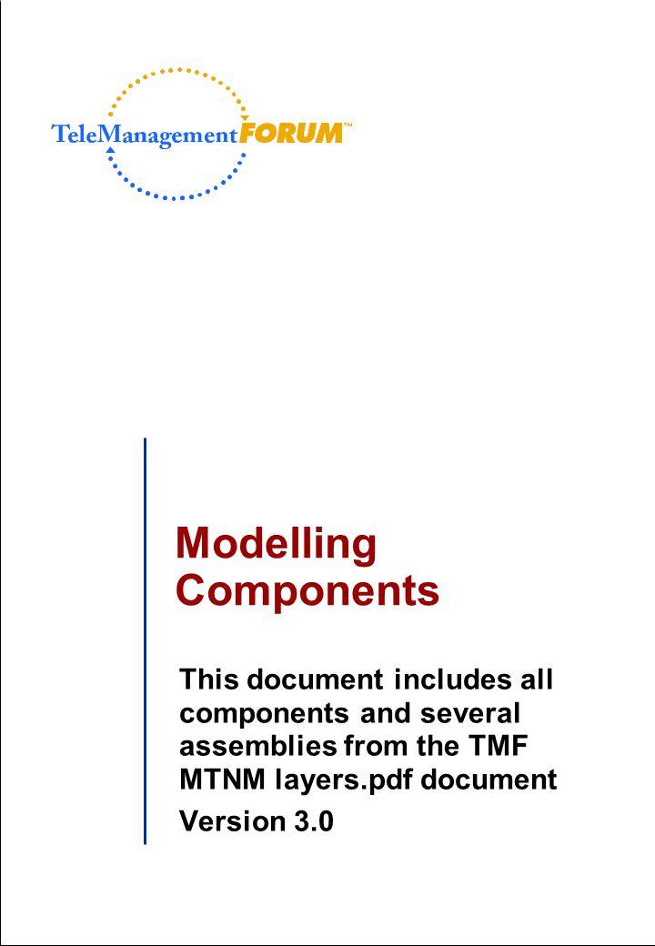 MTNM Release 3.0 Model Components - 2  TeleManagement Forum 2003 CTP LR_xxx (actual layers are: LR_DIGITAL_SIGNAL_RAT E PTP with layers: LR_Optical_Channel LR_Optical_Multiplex_Section LR_Optical_Transmission_Section LR_PHYSICAL_OPTICAL CONTRA