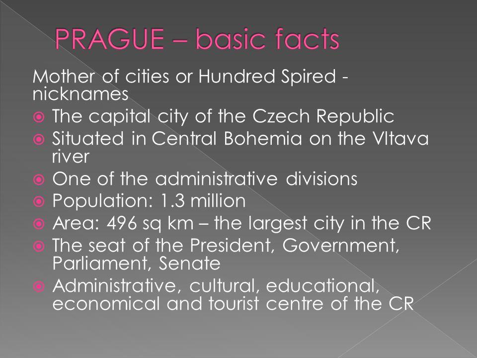  Hradčany and Lesser Town (Malá Strana) › Prague Castle with the St.