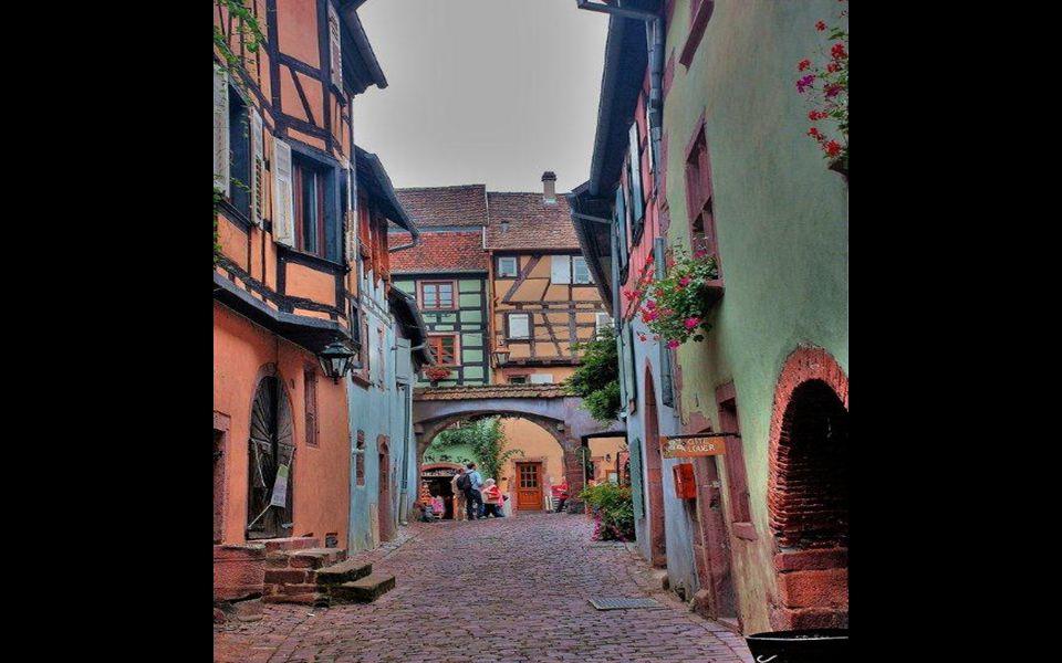 Riquewihr - Alsacia