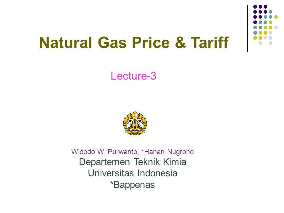 Tipikal formula harga LNG