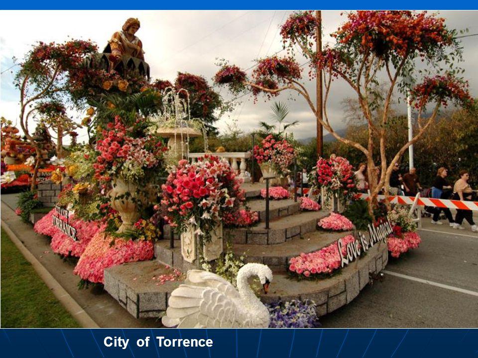 Pasedena rose Festival