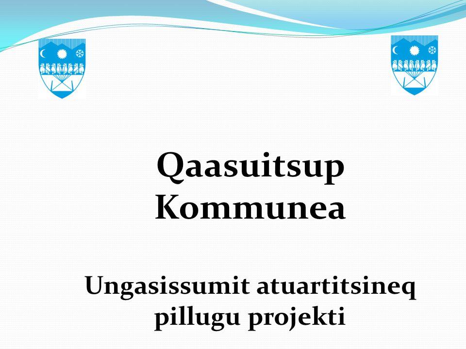 Qaasuitsup Kommunea Ungasissumit atuartitsineq pillugu projekti