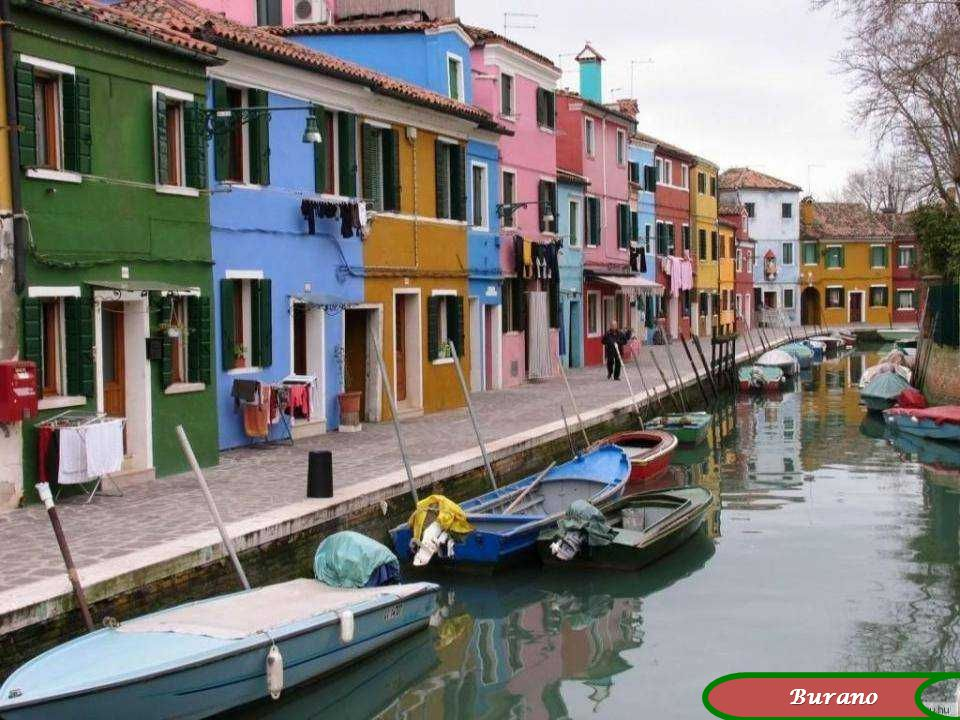 Vita Noble Powerpoints Burano