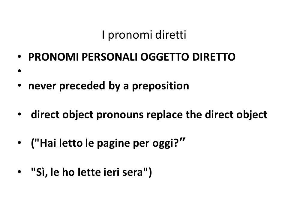 In a compound tense the past participle agrees with the direct object pronoun Hai preso i fiori per la nonna.