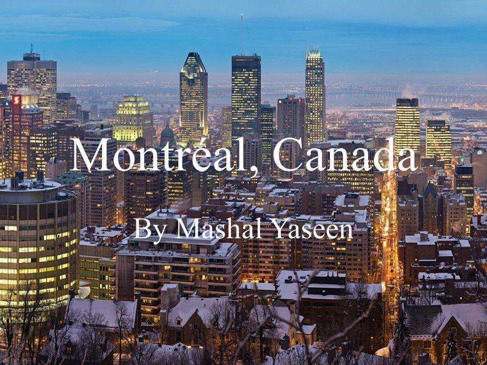 Montréal sur Rouages