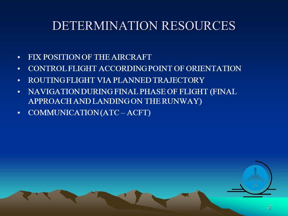 RADIONAVIGATIONAL EQUIPMENT AT THE AIRPORT cpt. Ing. Milan HANZLÍČEK 1