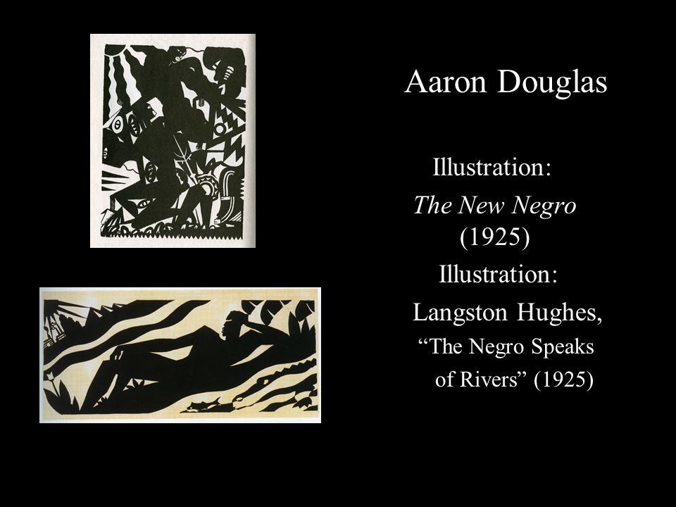 Aaron Douglas Dust Jacket (1929)