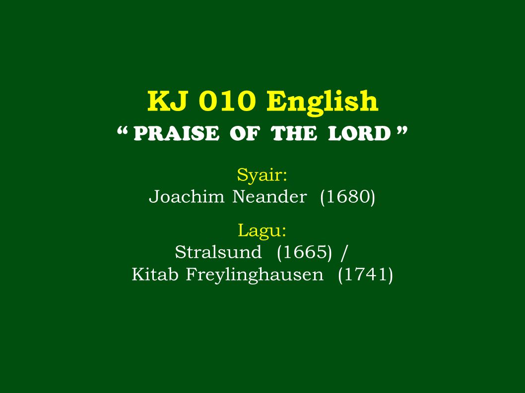 1 1 5 | 3.2 1 | 7< 6< Praise to the Lord, the Al - mighty 5< | 6< 7< 1 | 2..
