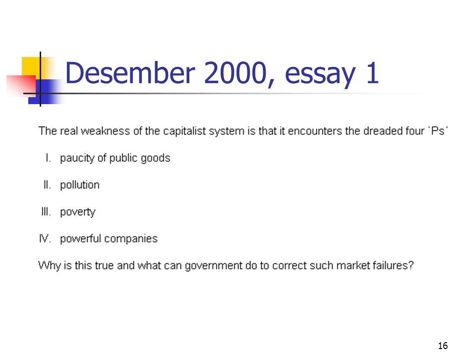 16 Desember 2000, essay 1