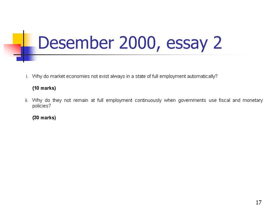 17 Desember 2000, essay 2