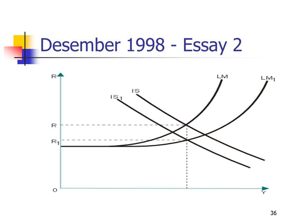 36 Desember 1998 - Essay 2
