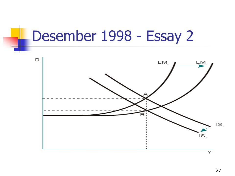37 Desember 1998 - Essay 2