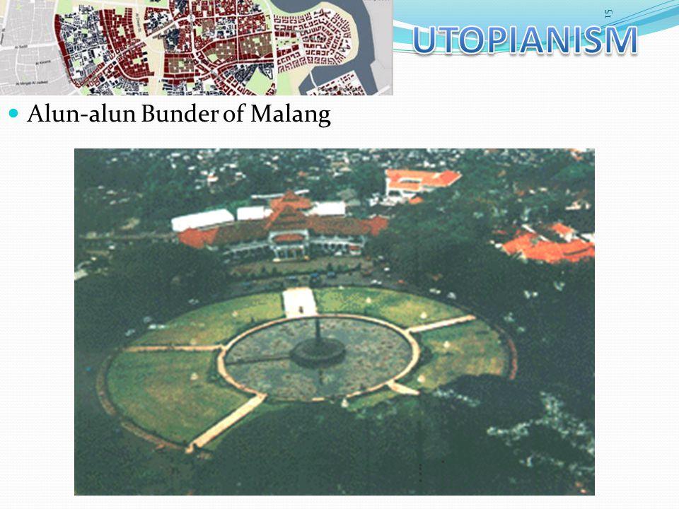 Alun-alun Bunder of Malang 15