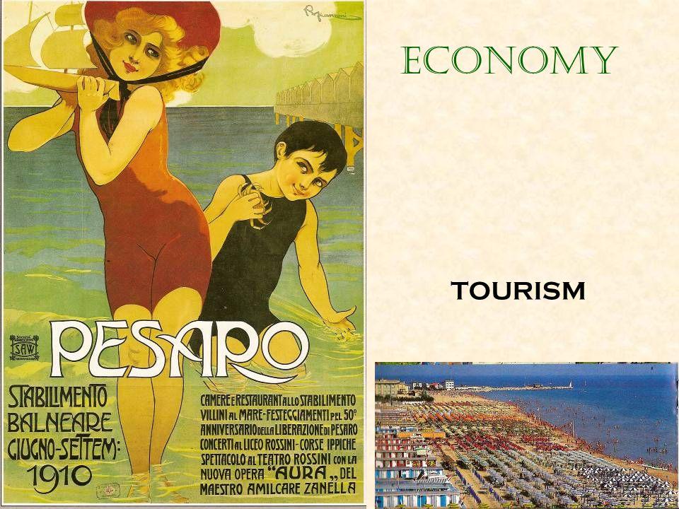 ECONOMY TOURISM