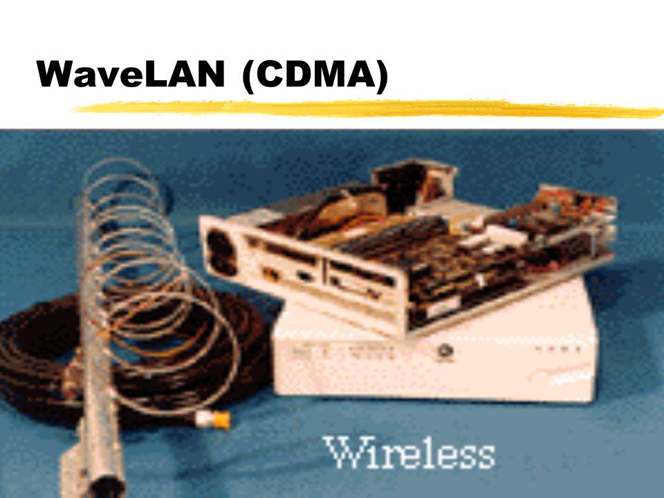 Homebrew 2Mbps CDMA zUses CDMA 2Mbps card 915MHz & 2.4GHz zRun on FreeBSD.