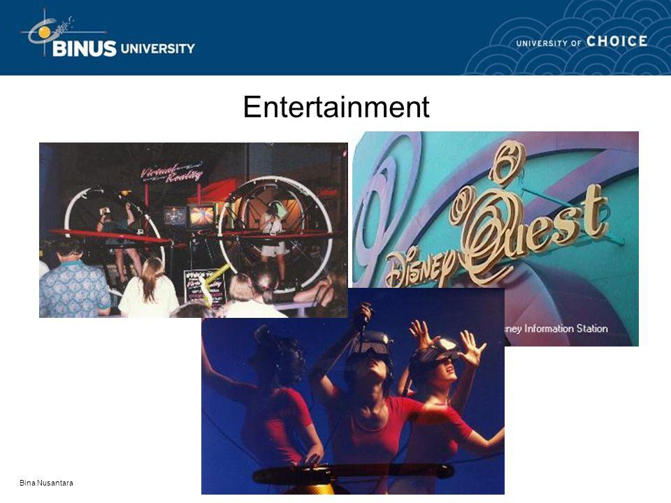 Bina Nusantara Entertainment