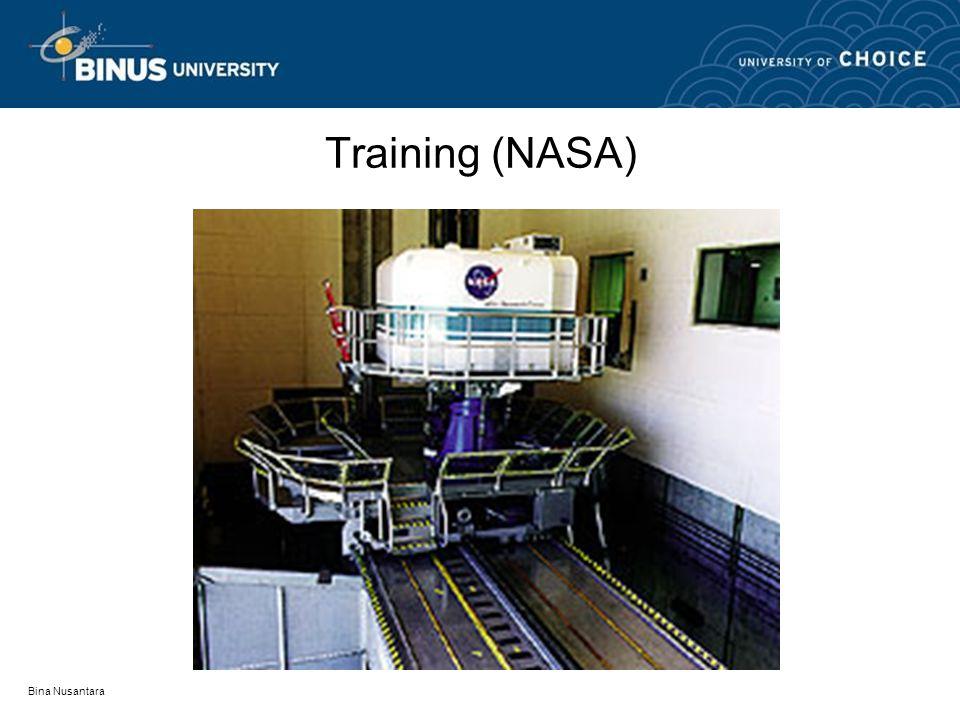 Bina Nusantara Training (NASA)