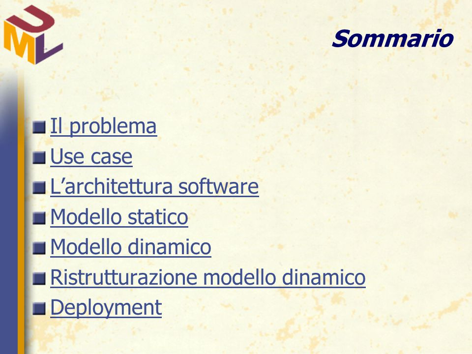 Confirm Shipment [use case] Il Supplier Prepara la spedizione Informa il Customer 