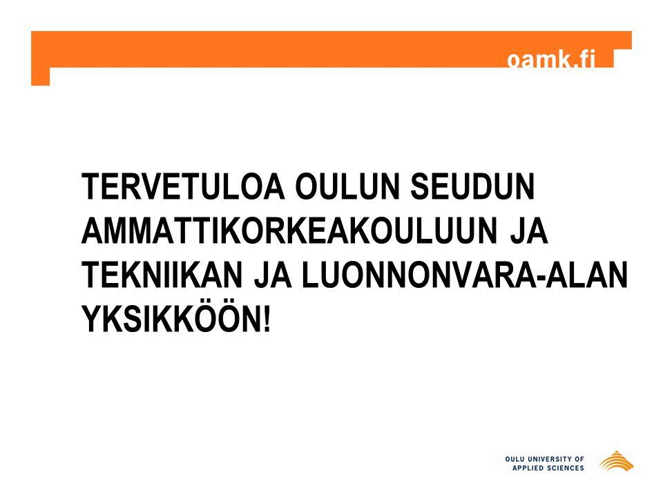 Finland/ Oulu?