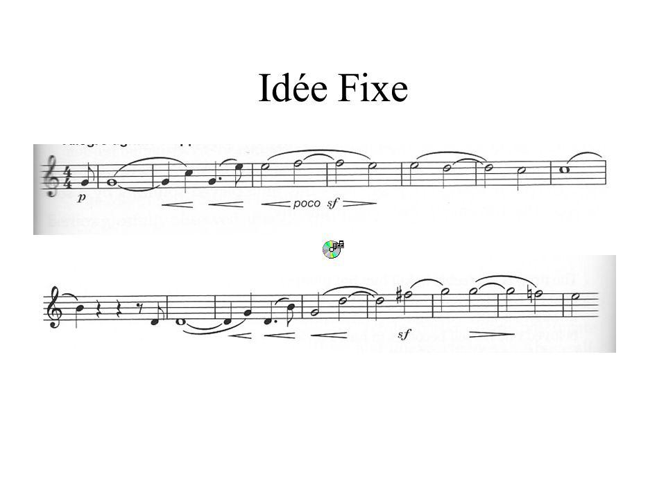Idée Fixe