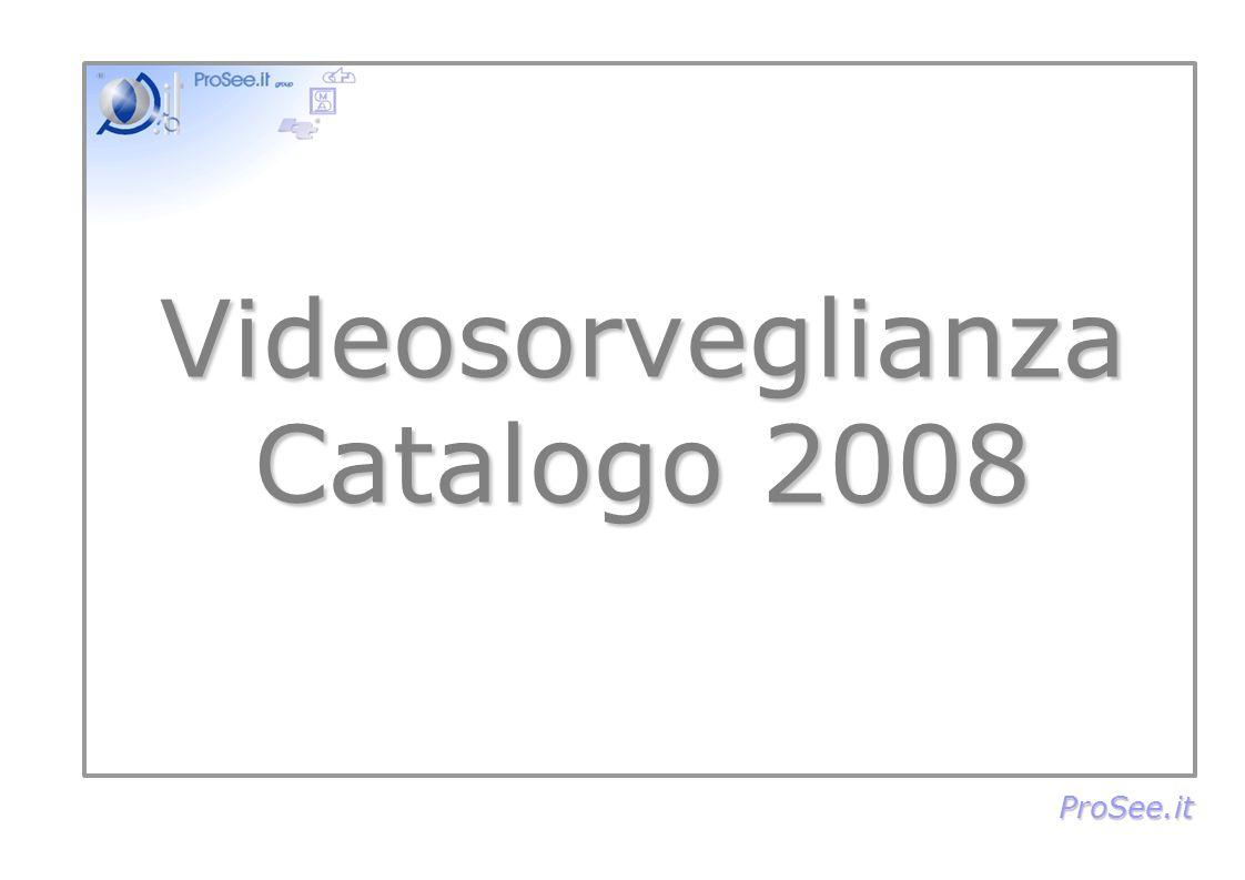 Videosorveglianza Catalogo 2008 ProSee.it