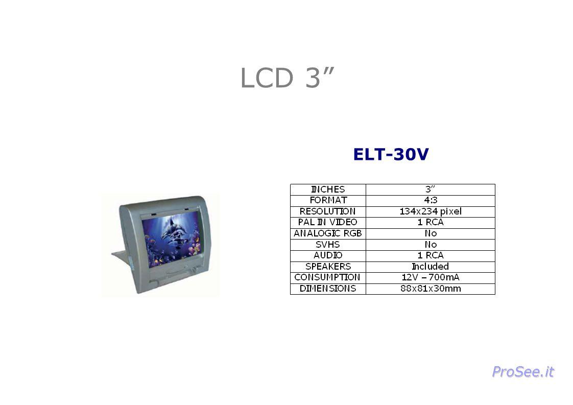LCD 3 ELT-30V ProSee.it