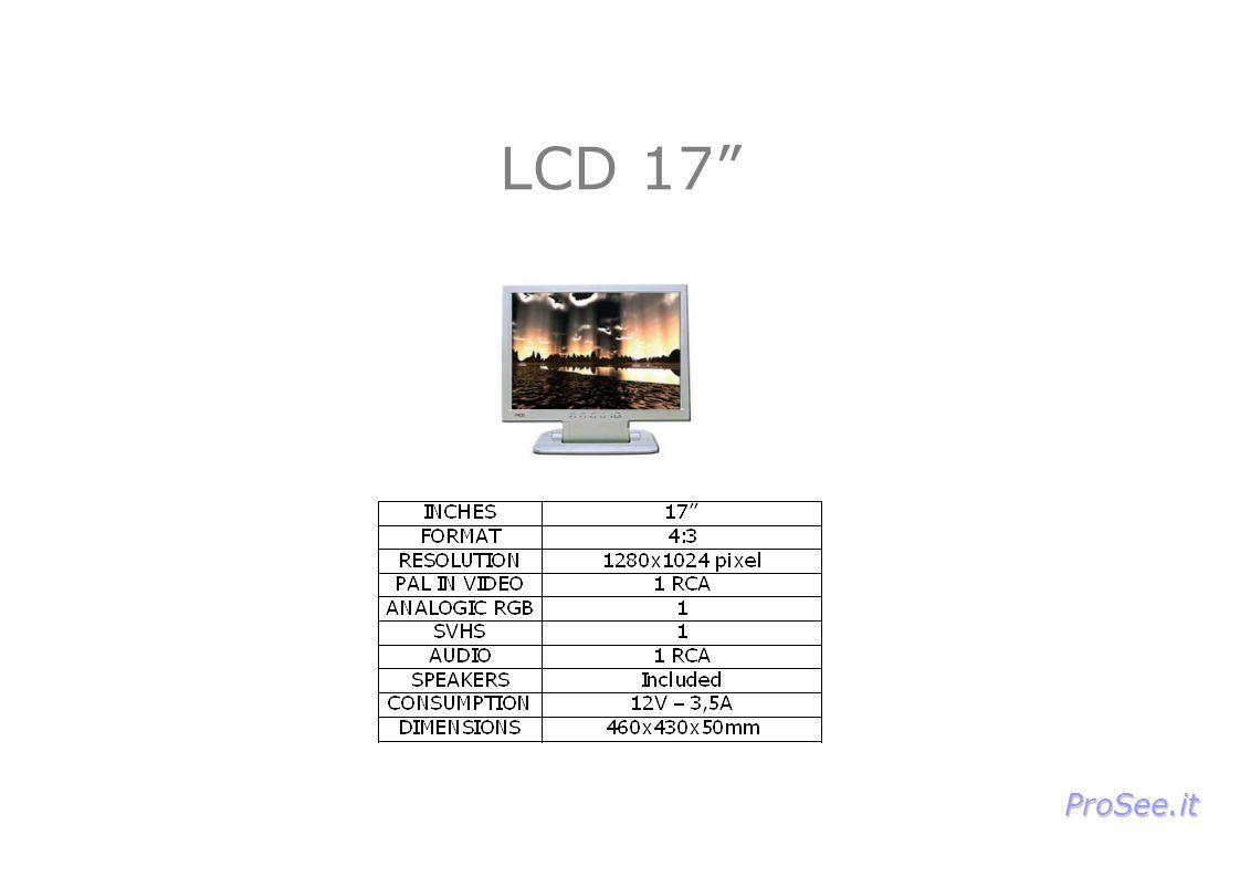 LCD 17 ProSee.it