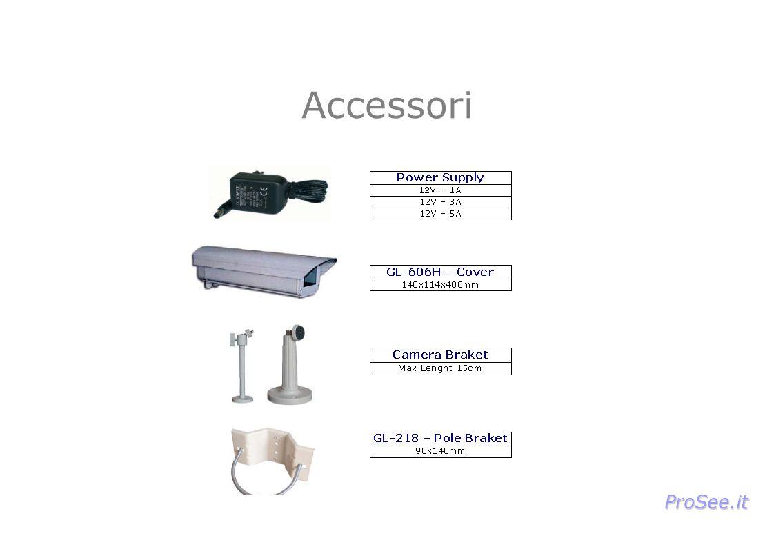 Accessori ProSee.it
